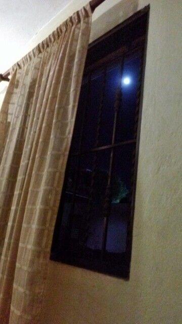 Bella creacion divina desde mi ventana!!!!!