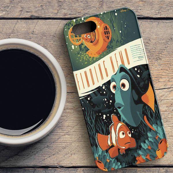 Finding Nemo Address iPhone SE Case | casefantasy