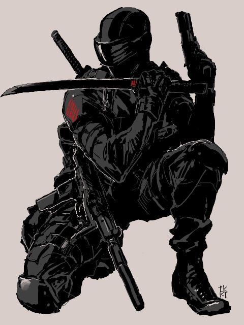 Snake Eyes - G.I. Joe
