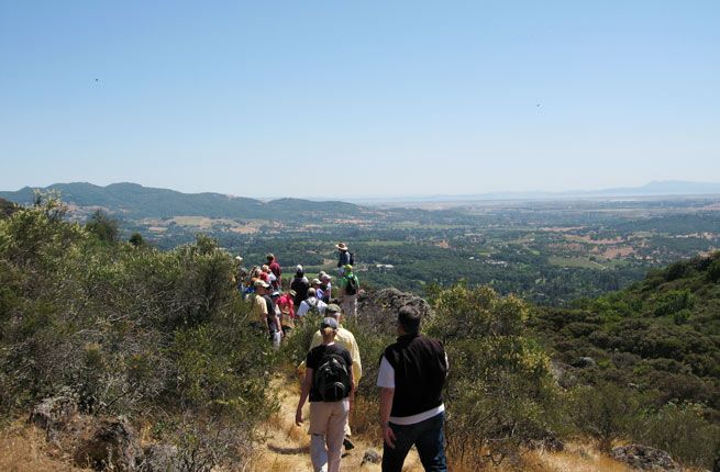 Celebrate Nature - Top 10 Things to Do in Napa Valley (Besides Drink Wine) | Fodor's Travel - land trust for a hike
