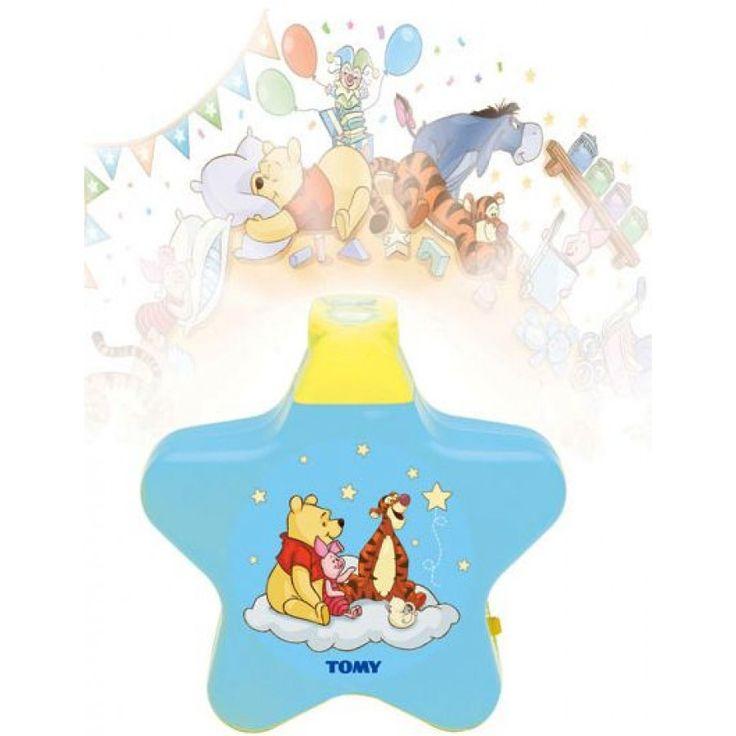 Tomy Winnie The Pooh Yıldızlı Rüyalar