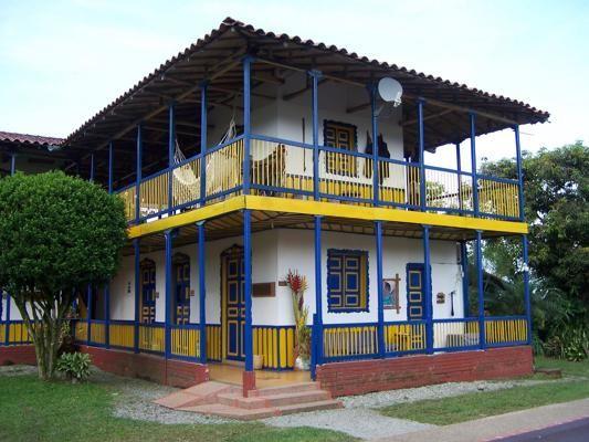 Hacienda Combia // Armenia // Colombia