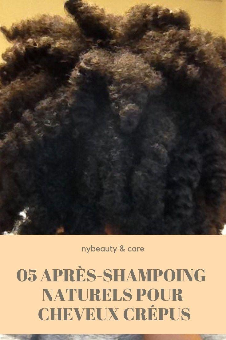 après les shampooings facile à faire hydratant et émollient pour les rides des cheveux