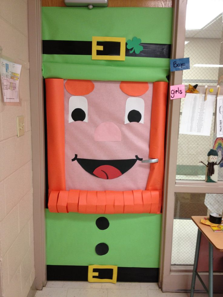 Classroom Door.... From Pinterest!!!