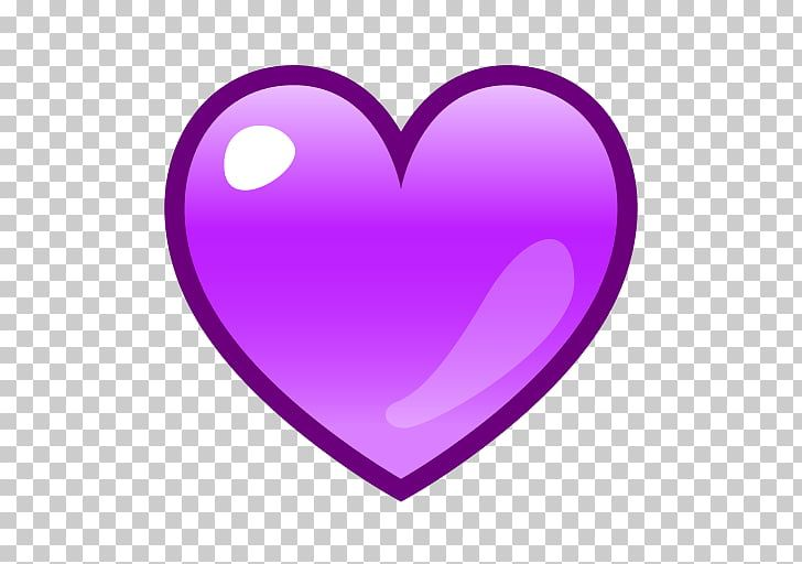 Emoji Emoticon Purple Heart Sms Purple Heart Png Clipart Clip Art Purple Heart Emoji