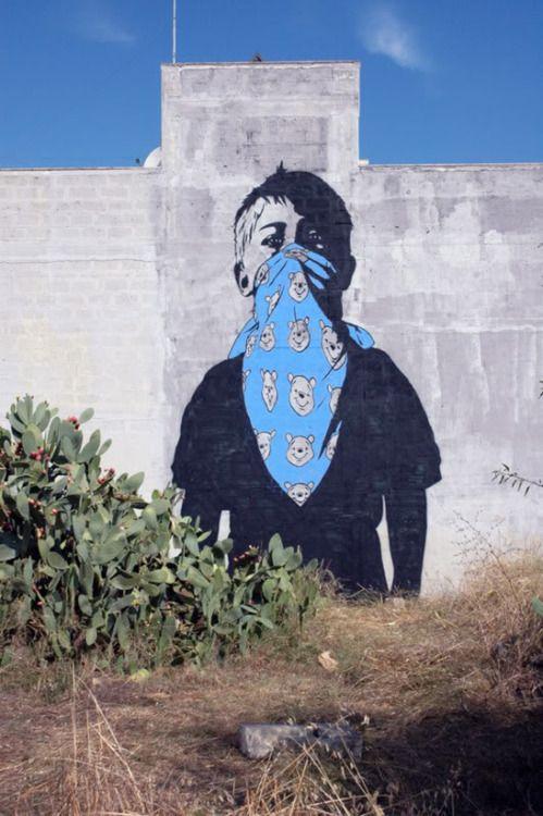 Street ARTStreet Artists, Thug Life, Teddy Bears, Graffiti, Gangsters, Buildings, Marijuana Art, Little Boys, Streetart