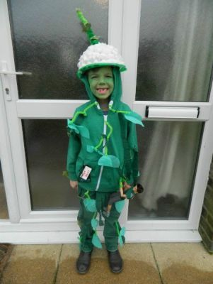 Jack And The Beanstalk World Book Day Costume Ideas