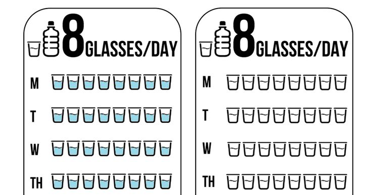 8 Glasses a Day with a Border courtesy of Clean Mama Printables.pdf