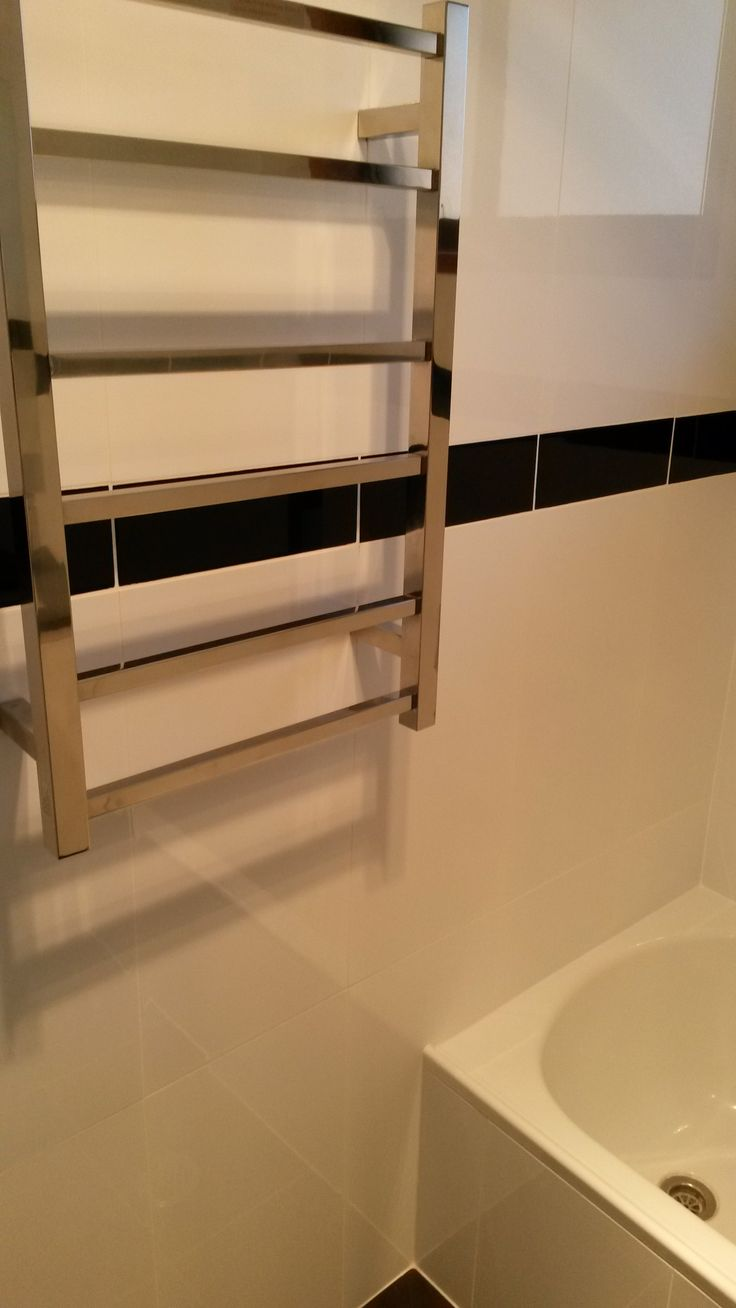 Towel rail..........can be heated or non.
