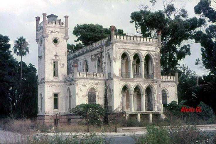 An old manor-Patras-Greece