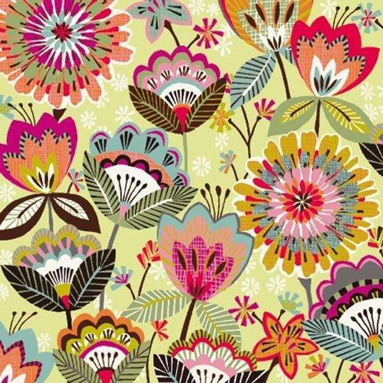 Quirky fabrics art deco prints and quirky objects for Art deco style fabric