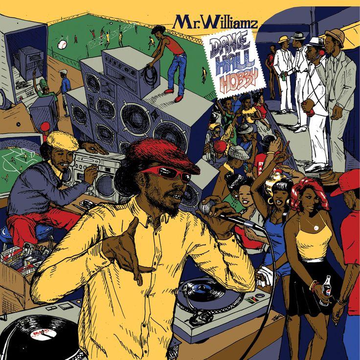 Mr Williamz - Dancehall Hobby EP