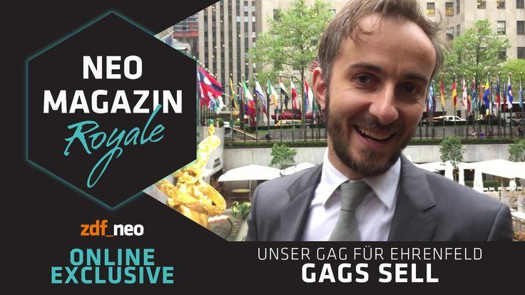 Gags sell! | NEO MAGAZIN ROYALE mit Jan Böhmermann - ZDFneo