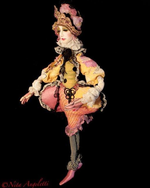 Nita Angeletti - Lincoln Center Crafts Festival - 2013