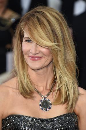 Oscars Jewelry: The Best Bling from 2015: 2015 Oscar Jewelry: Laura Dern in Bulgari