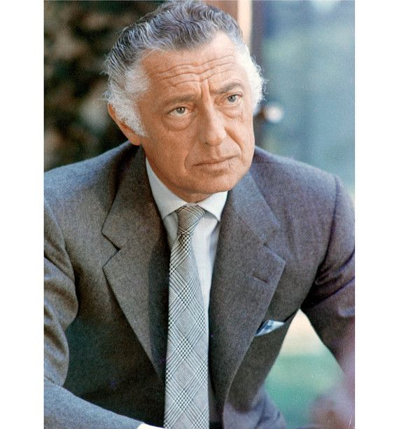 Gianni Agnelli - Industrialist who owned Fiat, Alfa Romeo, Lancia, Maserati, Ferrari and 25% of all companies on the Italian stock exchange, all at the same time. And was Italy's largest employer and represented 5% of Italy's GDP...