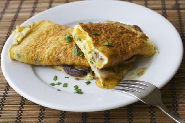 Omelette, receta básica   En mi cocina hoy