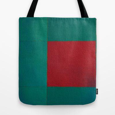Plaza Tote Bag by Fernando Vieira - $22.00