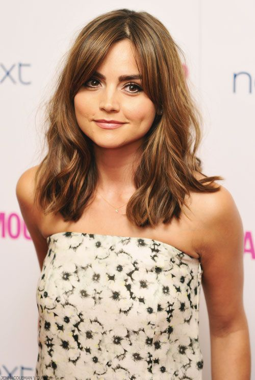 Jenna Coleman - Glamour Women of the Year Awards - 3 June 2014