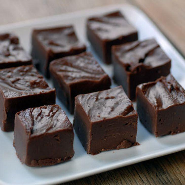 Sugar Free Fudge - Yea, Chocolate!