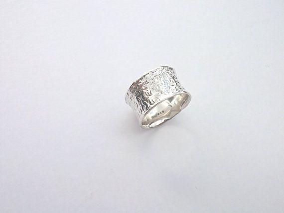 Best 25+ Silver thumb rings ideas on Pinterest | Handmade ...