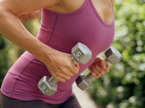 Exercise for over 40