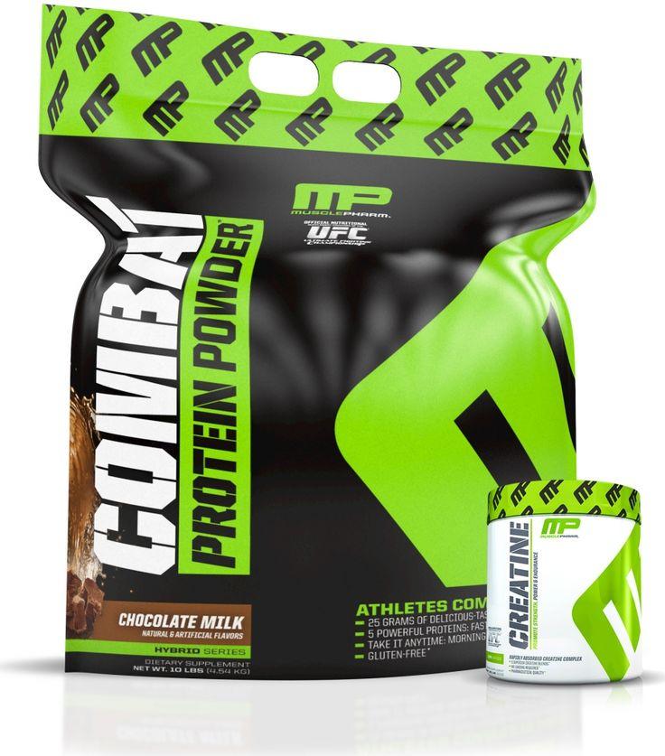 Muscle Pharm Combat Powder 4540 g - 0