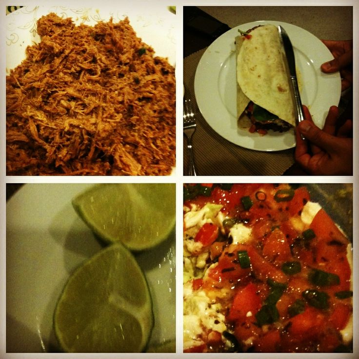 Michael's shredded Mexican beef