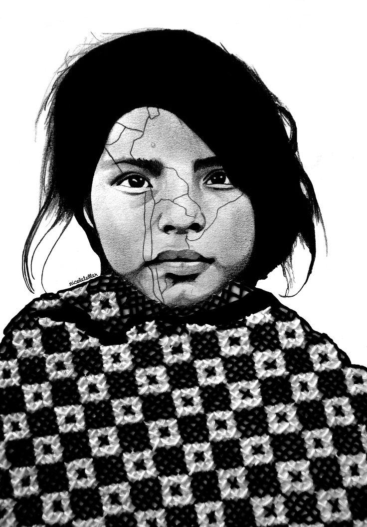 """""""Las cicatrices de Latinoamerica"""" by #nicoletaller"""