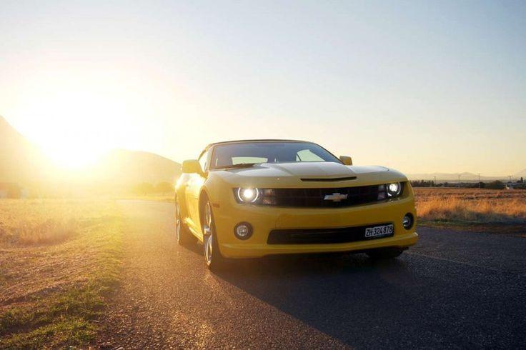 Chevrolet Camaro Convertible test drive