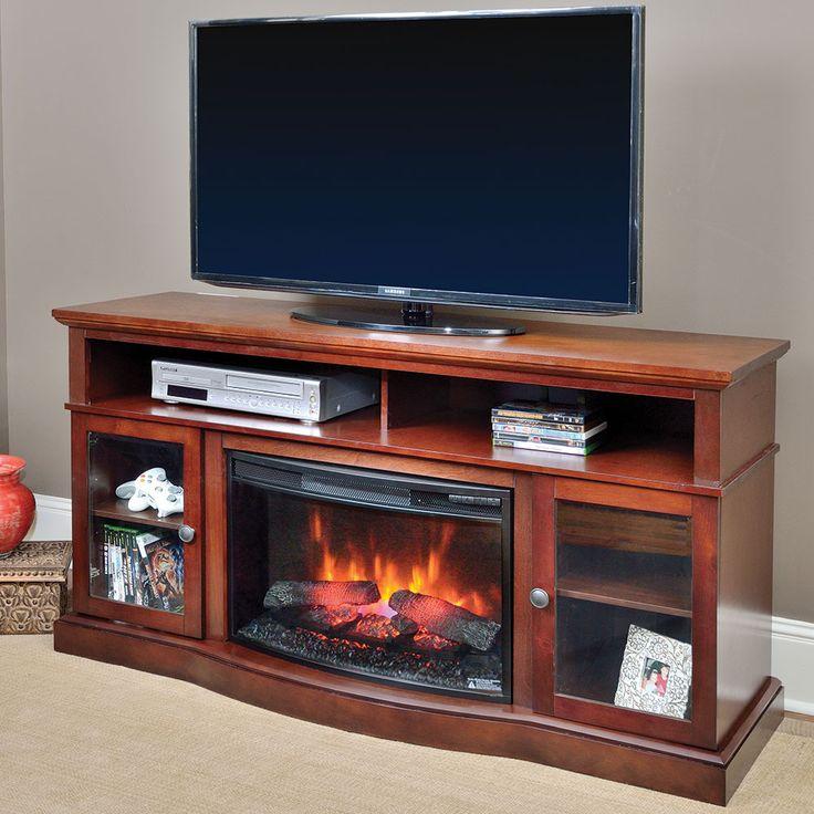 Best 20+ Electric fireplace entertainment center ideas on Pinterest : white electric fireplace entertainment center : Electric Fireplace