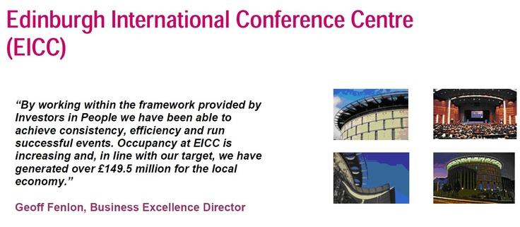 Edinburgh International Conference Centre Case Study