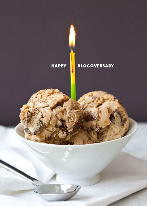 Peanut Butter Cup Ice Cream by @Foodie Crush Heidi Larsen