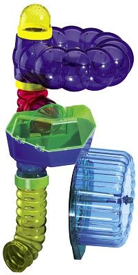 SMALL ANIMAL - CAGE ACCESSORY - CRITTERTRAIL EXPANSION KIT 3 - - CENTRAL - SUPER PET/PETs INTL - UPC: 45125605532 - DEPT: SMALL ANIMAL PRODUCTS