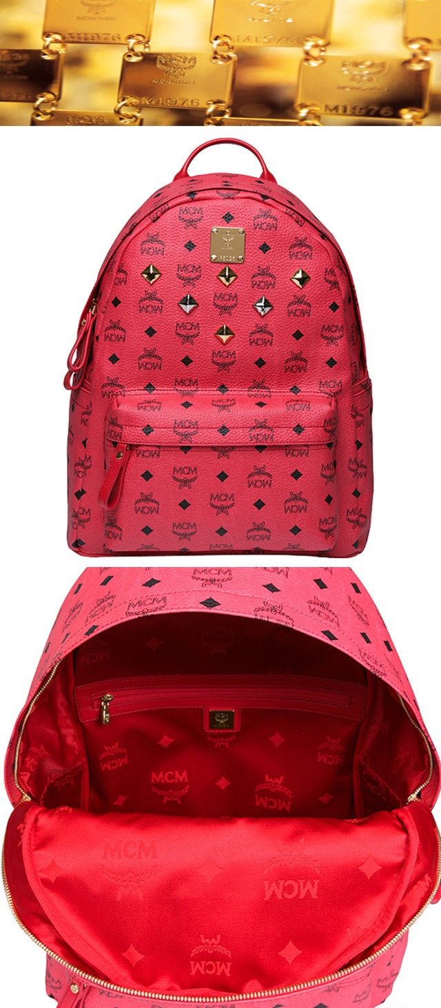 MCM backpack super ill