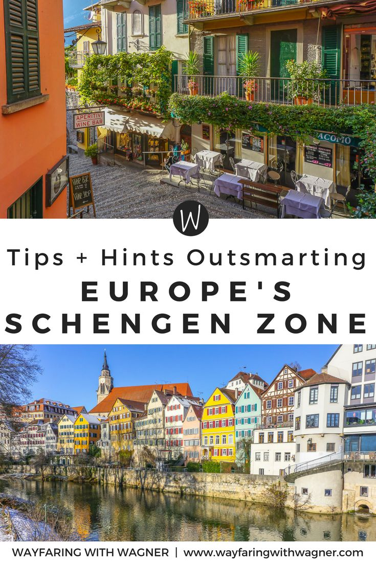 Learn how to outsmart the Schengen Zone rules in Europe by utilizing these tips and hints! #SchengenZone #EuropeTravel #TravelTips