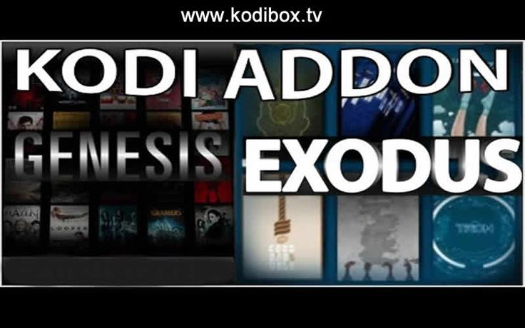 How to install the Exodus addon for Kodi to watch the latest cinema release movies and TV shows from Lambda the creator of the Genesis addon.