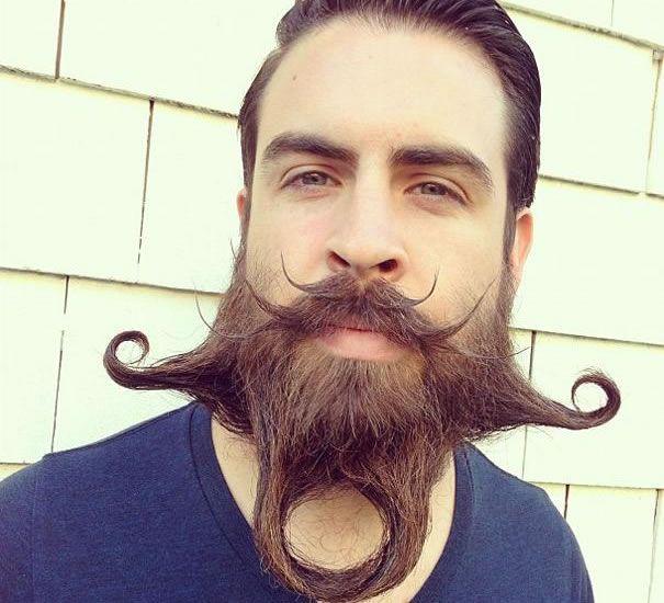 Daily WTF – 10 Mr Crazy Beard Styles