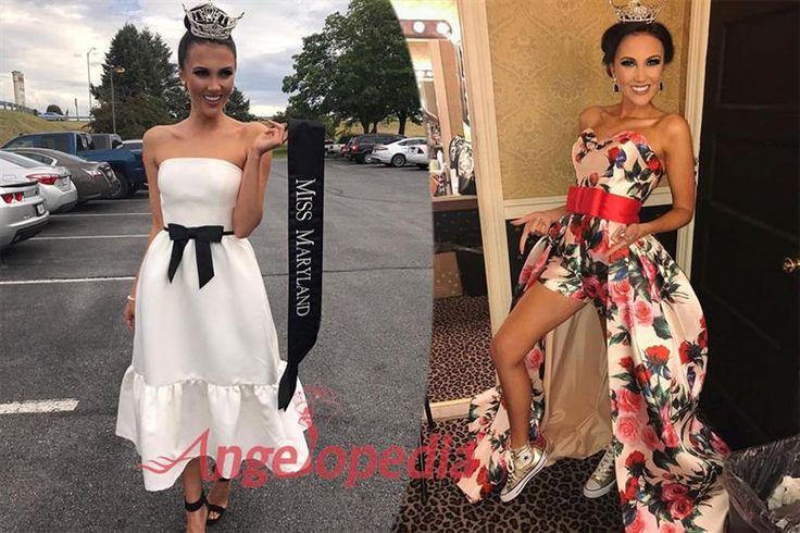 Kathleen Masek crowned as Miss Maryland 2017 for Miss America 2018