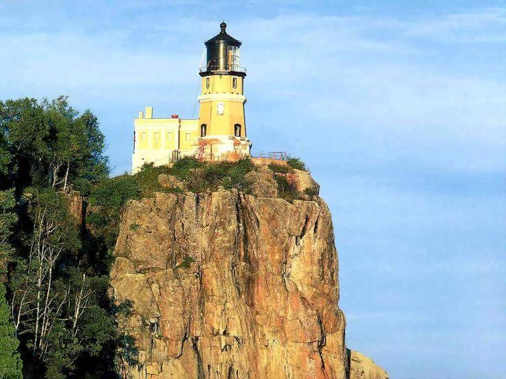 Image detail for -lighthouses csg004 split rock lighthouse-minnesota - Desktop Wallpaper