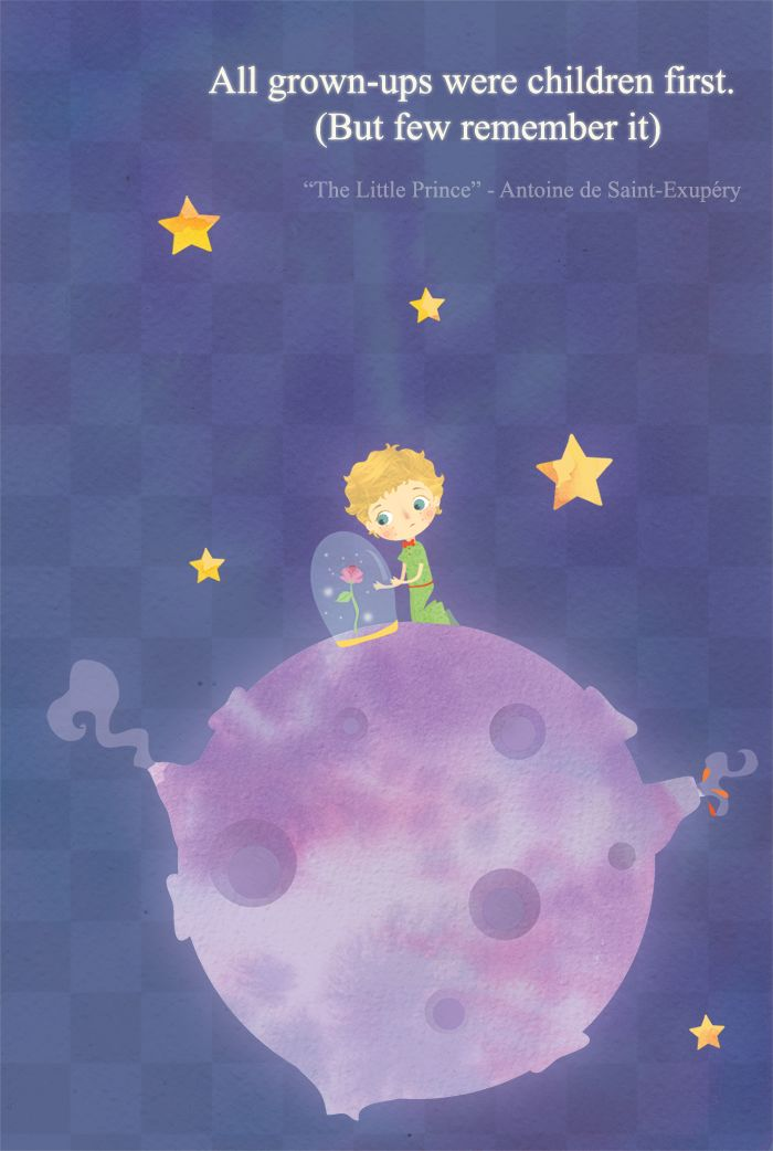 The Little Prince by ~mairimart on deviantART