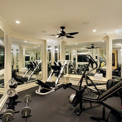 Home Gym Design Pictures Remodel Decor And Ideas H O