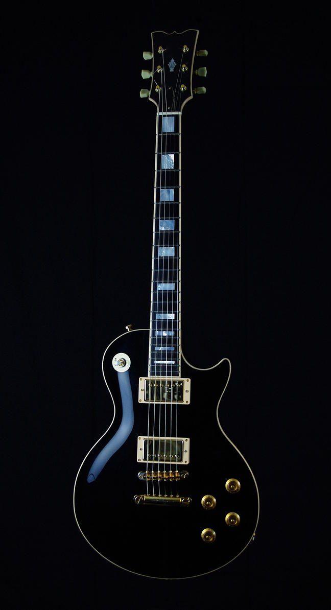 Second guitar model - real classic