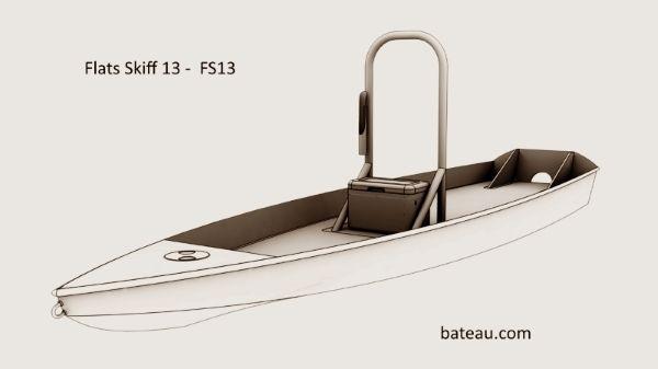 Bateau.com - boat plans online since 1993