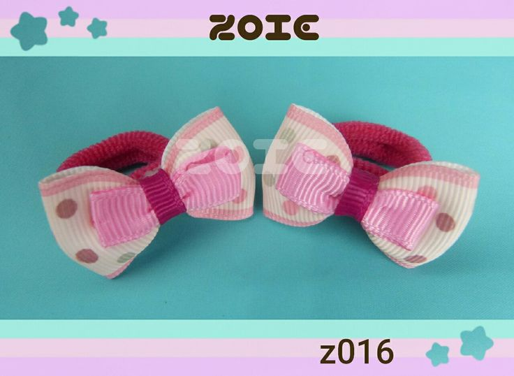 hand made hair bow for little girls