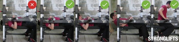 The most thorough Bench Press guide on the entire internet. Discover how to Bench Press with proper form in this complete guide with pictures and videos.