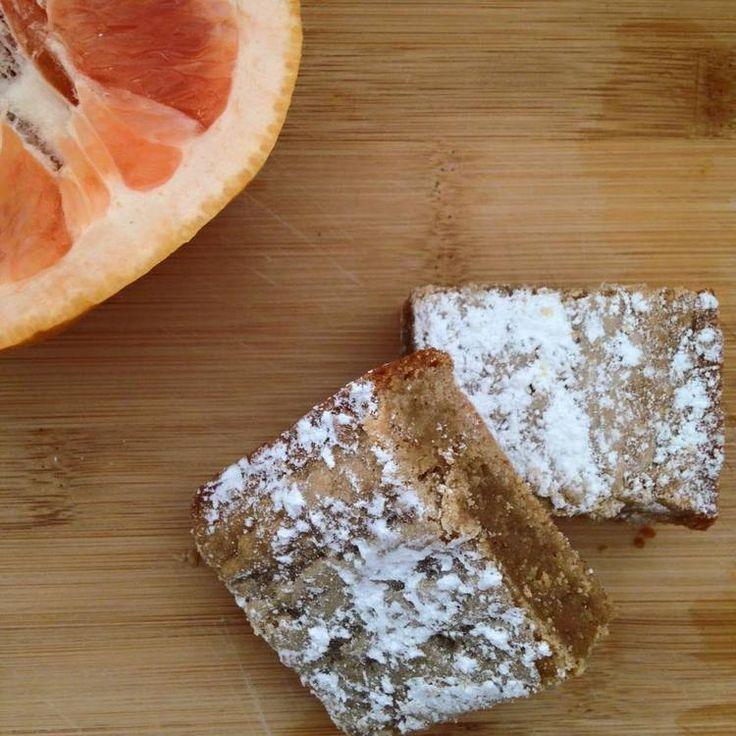 Brown Butter Grapefruit Blondies: The Perfect Summer Treat — Blair Curiosity