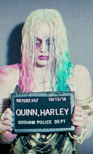Harley's mugshot- what can I say? She still rocks it __CCII__