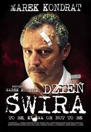 """DAY OF THE WACKO. A social comedy with """"humor ranging from sublime to nutty"""", Time Out London calls it a """"dolefully absurdist Polish comedy of dejection and rejection"""". Sounds funny? Read more on: http://www.culture.pl/web/english/resources-film-full-page/-/eo_event_asset_publisher/eAN5/content/polish-films-for-rainy-summer-days"""