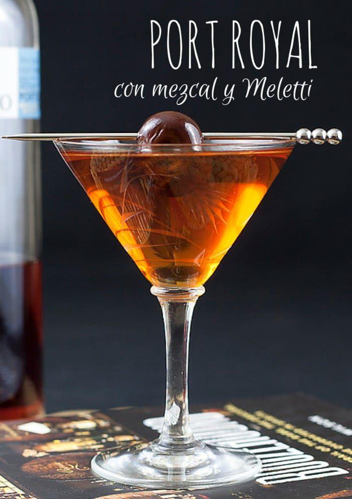 Para los de alma sofisticada siempre estará este trago con oporto y licor Meletti. Si te sientes con ganas de fumar un puro y disfrutar de un buen coctel mientras revives Mad Men, éste te va a enamorar.